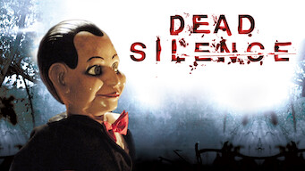 Is Dead Silence 2007 On Netflix Mexico
